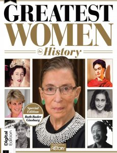 All About History Greatest Women in History – 4th Edition, 2021