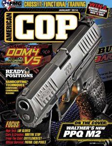 American Cop – January 2014