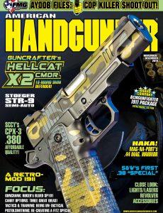 American Handgunner – November-December 2019