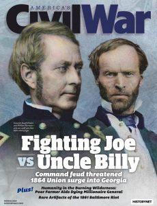 America's Civil War – March 2021