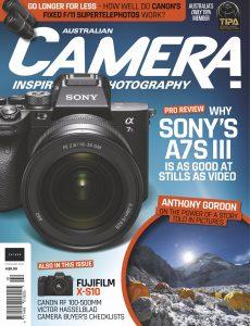 Australian Camera – March-April 2021