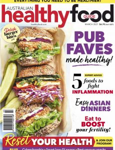 Australian Healthy Food Guide – March 2021
