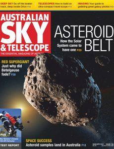 Australian Sky & Telescope – March-April 2021
