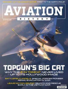 Aviation History – March 2021