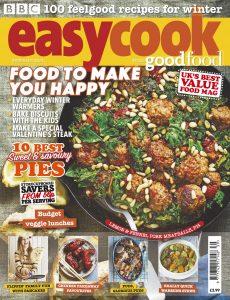 BBC Easy Cook UK – February 2021