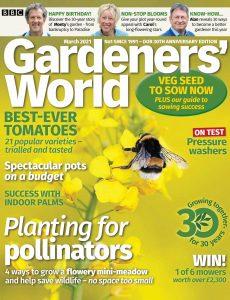 BBC Gardeners' World – March 2021