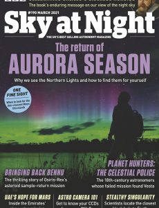 BBC Sky at Night – March 2021