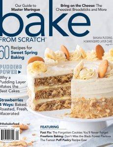 Bake from Scratch – March-April 2021