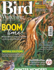 Bird Watching UK – March 2021