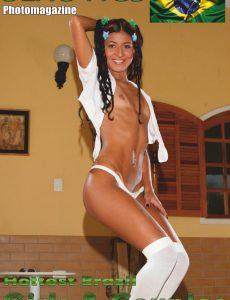 Brazil Sexotics Adult Photo Magazine – February 2021