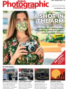 British Photographic Industry News – February-March 2021