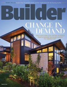 Builder – February 2021