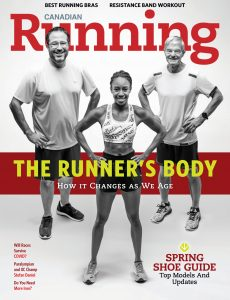 Canadian Running – March-April 2021