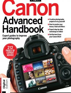 Canon Advanced Handbook – Sixth Edition, 2021