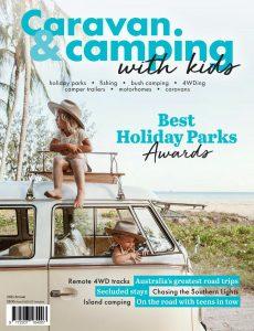 Caravan & Camping with Kids – Annual 2021