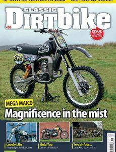 Classic Dirt Bike – March 2021