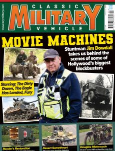 Classic Military Vehicle – Issue 237 – February 2021