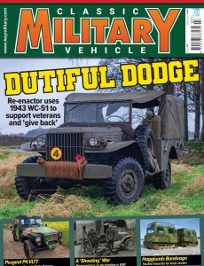 Classic Military Vehicle – Issue 238 – March 2021