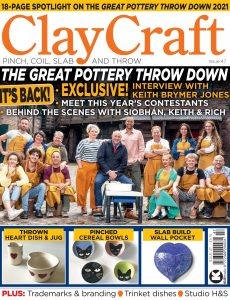 ClayCraft – Issue 47 – January 2021
