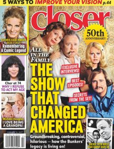 Closer USA – February 15, 2021