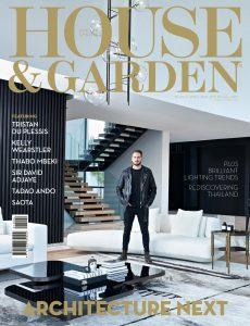 Condé Nast House & Garden – March-April 2021