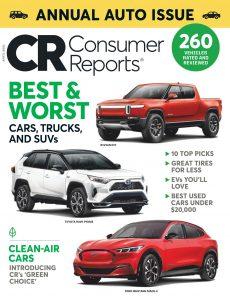 Consumer Reports – April 2021