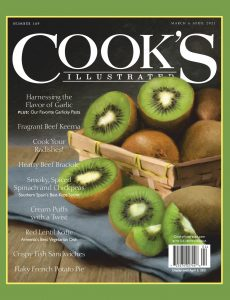 Cook's Illustrated – March-April 2021