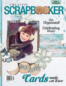 Creative Scrapbooker – Winter 2020-2021