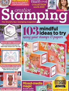 Creative Stamping – February 2021