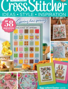 CrossStitcher – April 2021