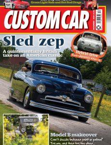 Custom Car – December 2020