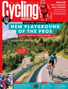 Cycling Weekly – February 25, 2021