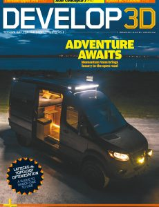 DEVELOP3D Magazine – February 2021