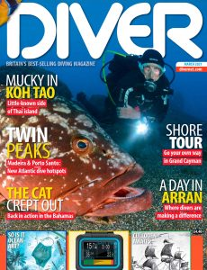 Diver UK – March 2021
