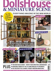 Dolls House & Miniature Scene – January 2021