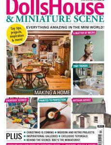 Dolls House & Miniature Scene – November 2020