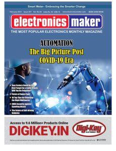 Electronics Maker – February 2021
