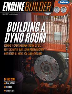Engine Builder – February 2021