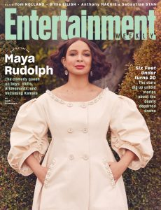 Entertainment Weekly – March 01, 2021