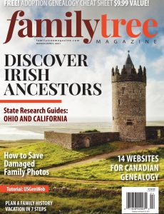 Family Tree USA – March-April 2021