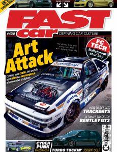 Fast Car – March 2021