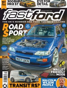 Fast Ford – March 2021