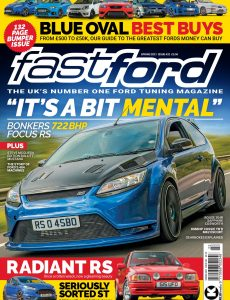 Fast Ford – Spring 2021