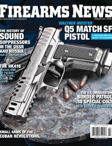 Firearms News – February 2021