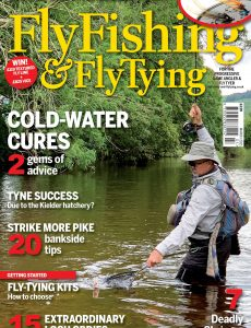 Fly Fishing & Fly Tying – March 2021