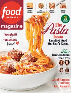 Food Network – March 2021