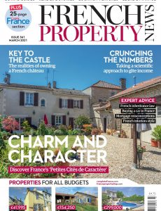 French Property News – March 2021