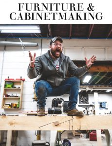 Furniture & Cabinetmaking – Issue 292 – March 2020