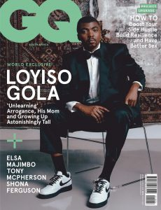 GQ South Africa – March 2021