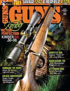 GUNS Magazine – May 2010